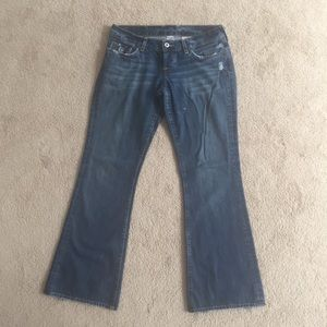 Lucky Brand Lil Maggie Jeans size 27